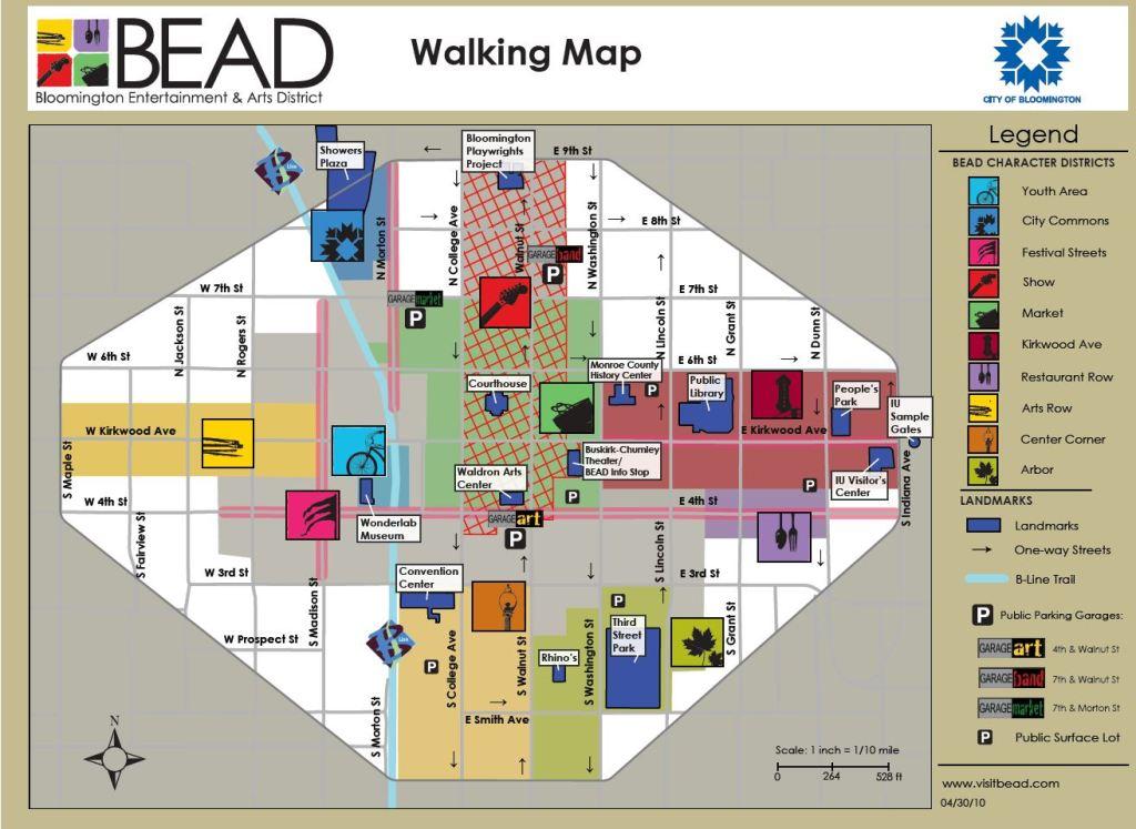 walking-map